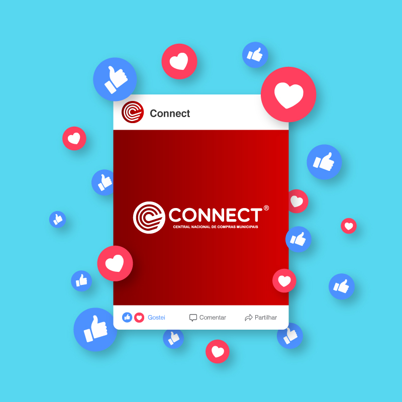 Redes Sociais Connect