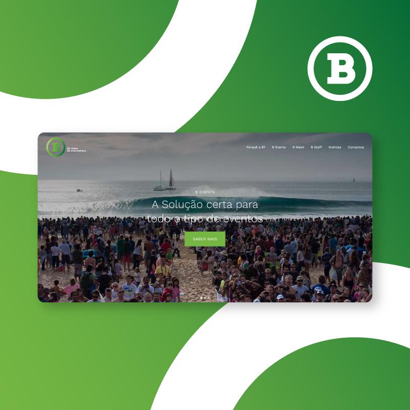 B Website